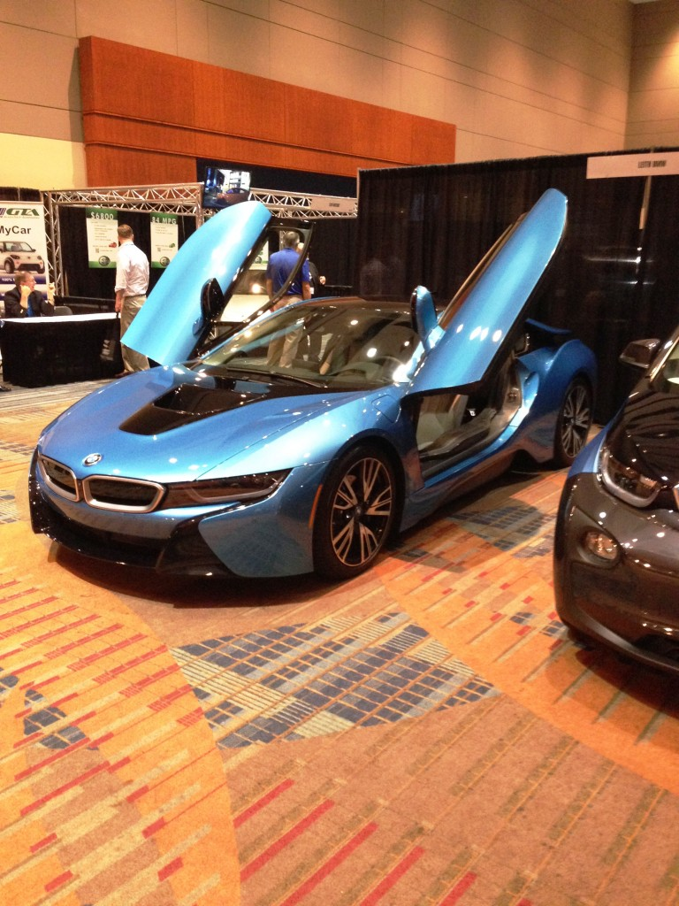 bmw i8 raleigh