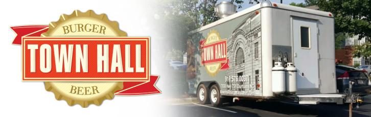 Town Hall Burger BMW Drive for Team USA Raleigh