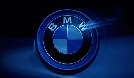 BMW i logo 2020 i5 plug-in hybrid electric vehicle