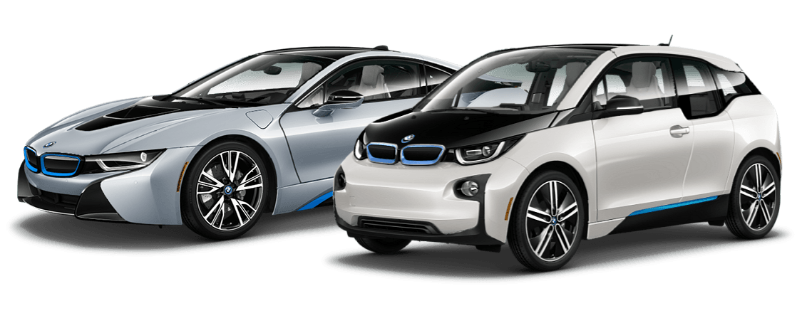 BMW i product lineup 2020 i5 plug-in hybrid electric vehicle