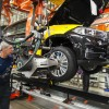 BMW X5 assembly line Spartanburg plant